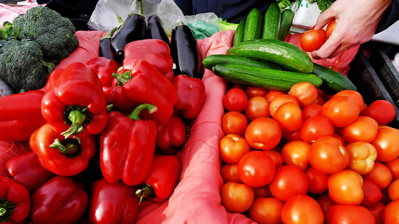 Количество овощей с нитратами в России выросло