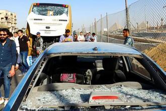 Взрыв автобуса в Каире, 19 мая 2019 года
