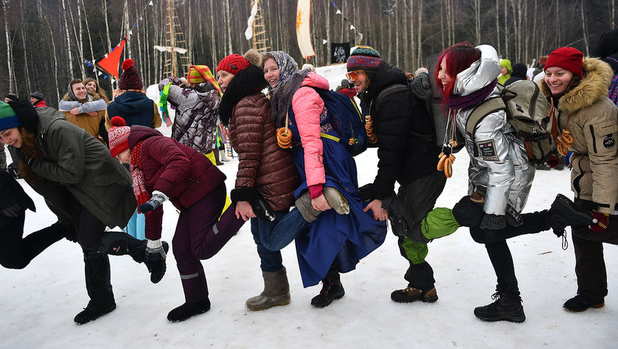 Жителей Иркутской области попросили не сжигать Масленицу