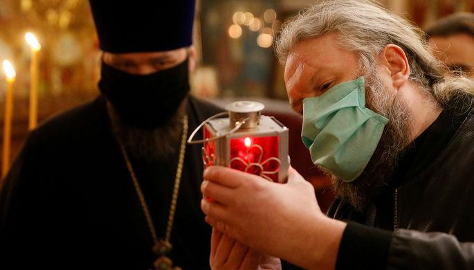 Иисус или Будда: кому молиться при коронавирусе