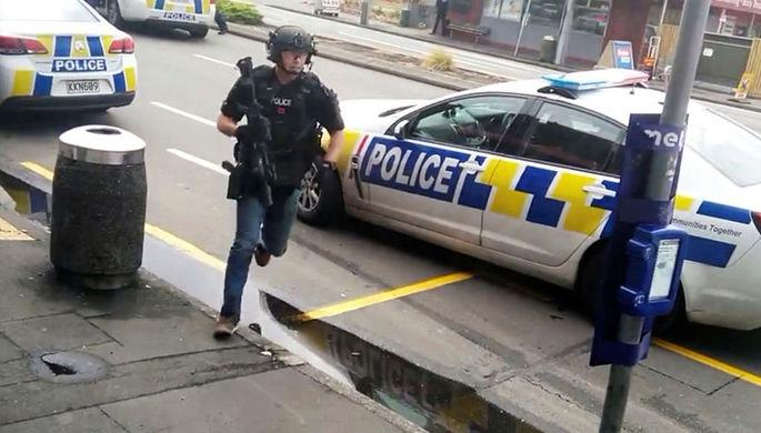 Очевидец стрельбы в мечети Новой Зеландии пытался отвлечь стрелка