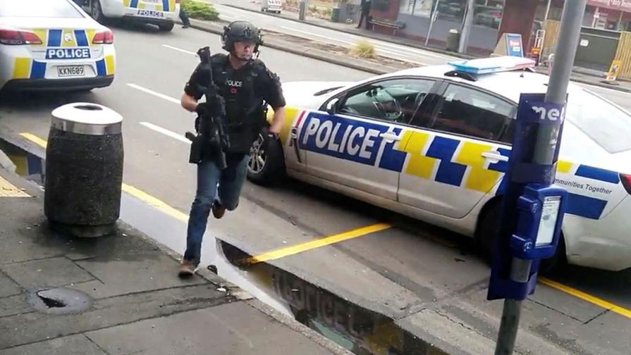 Власти Новой Зеландии получили «манифест» стрелка за 9 минут до теракта
