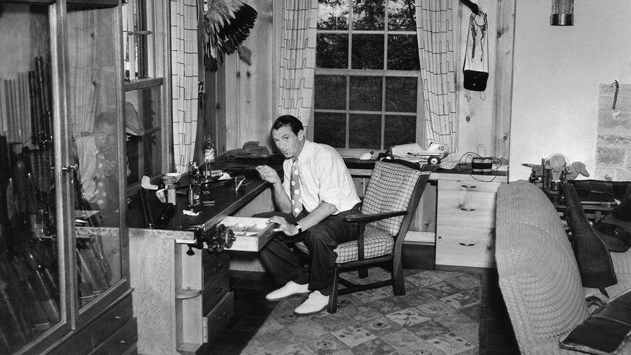 Актер Гэри Купер, 1939 год