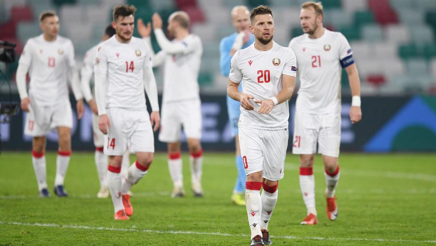 УЕФА не будет проводить в Белоруссии мероприятия под своей эгидой