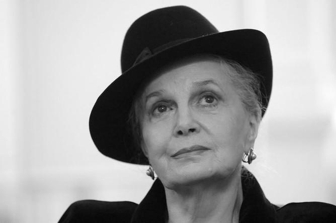 Актриса Элина Быстрицкая (4 апреля 1928 — 26 апреля 2019)