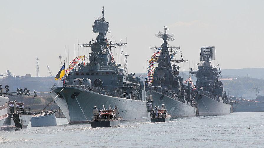 Украина получит от Британии ракетное вооружение и военные корабли