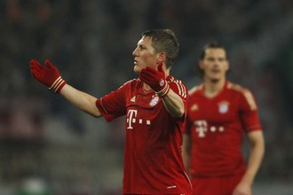 «Бавария» проиграла менхенгладбахской «Боруссии»