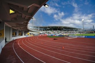 Центральный стадион в Екатеринбурге можно назвать одним из фаворитов в предвыборной гонке