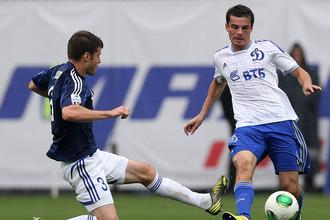 Артур Юсупов считает, что в матче с «Волгой» «Динамо» недосчиталось очков