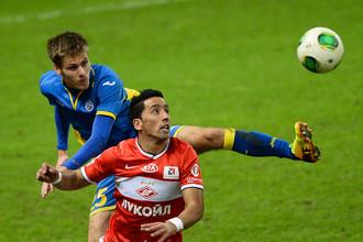 Наставник «Спартака» Валерий Карпин остался доволен игрой Бирриоса в матче с «Ростовом»