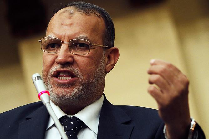 Власти Египта арестовали одного из лидеров движения «Братья-мусульмане» Исама аль-Ариана