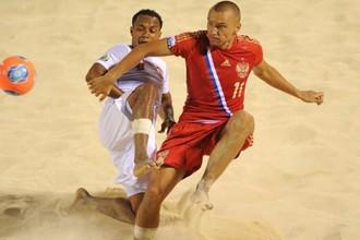 Второй раз на турнире российские «пляжники» уступили иранцам