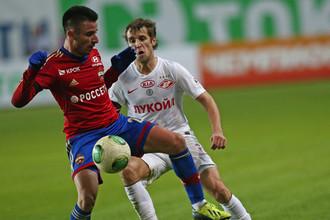 ЦСКА победил «Спартак» и вернул себе преимущество в истории данного противостояния