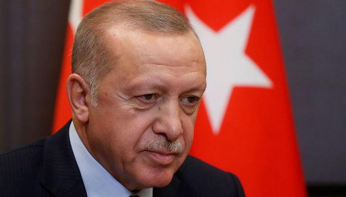 «Это не угроза»: Эрдоган обвиняет РФ в несоблюдении договоренностей