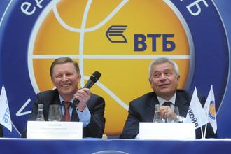 Сергей Иванов и Вагит Алекперов поведут Единую лигу ВТБ к объединению с чемпионатом ПБЛ