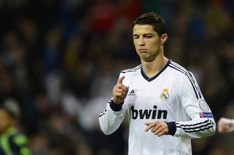 Криштиану Роналду несчастен в «Реале»