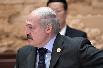 15 мая 2017. Президент Белоруссии Александр Лукашенко