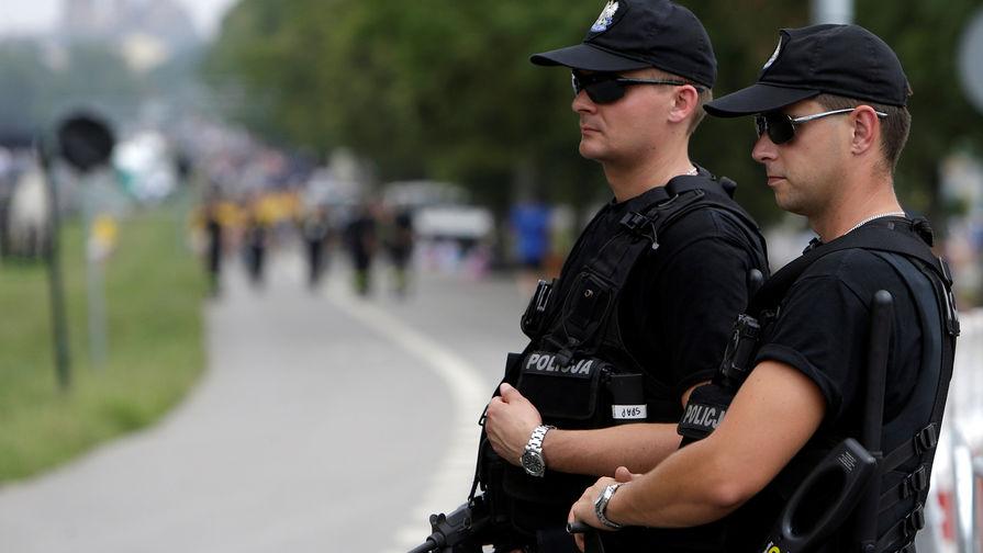 Пассажиров аэропорта в Варшаве эвакуируют из-за сообщения о минировании