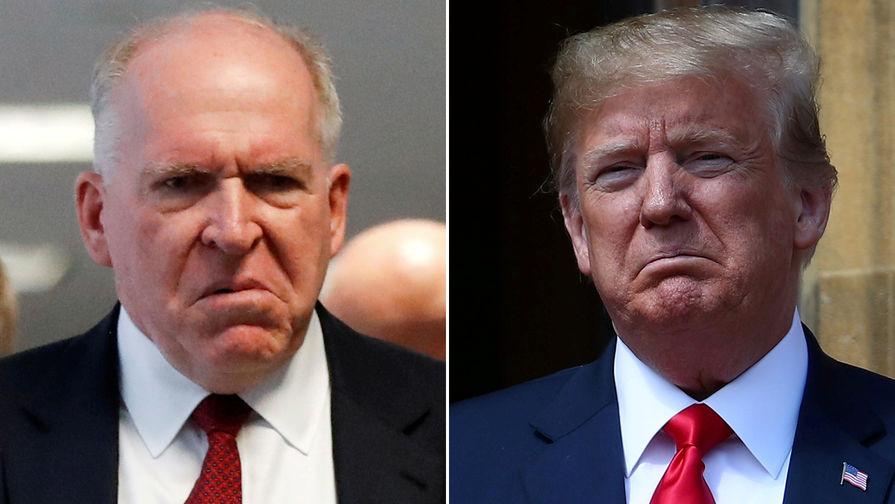 Трамп не против помощи России на выборах 2020 года, предположил экс-глава ЦРУ