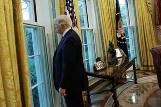 Это вам за выборы: Трамп подписал указ о санкциях