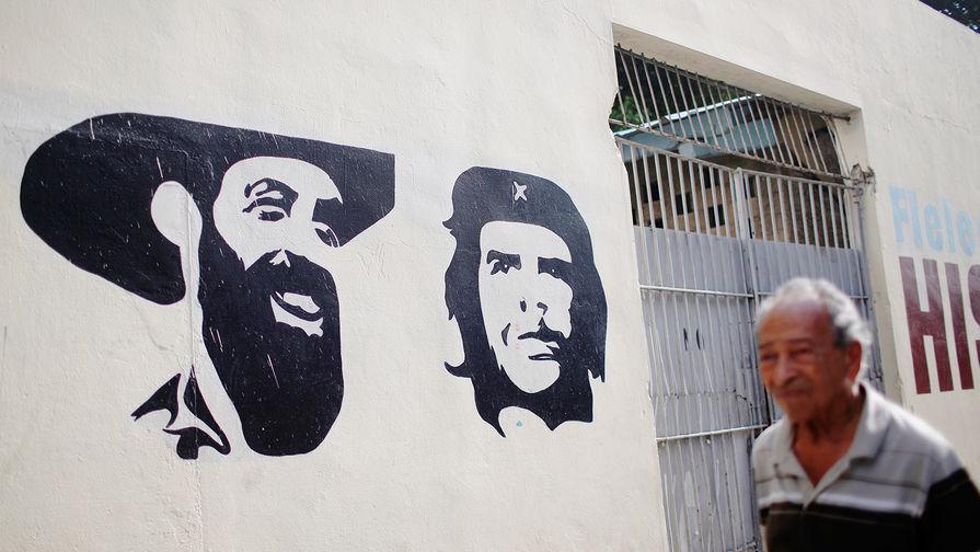 """Болтон назвал Кубу, Никарагуа и Венесуэлу """"тройкой тирании"""""""