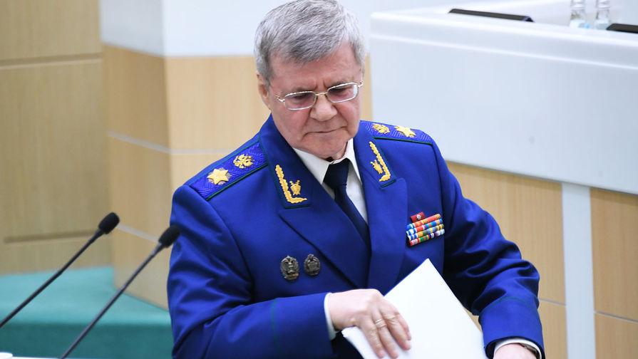 Чайка рассказал о пытках в системе ФСИН