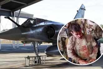 Самолет французский, пилот португальский: кого сбили в Ливии