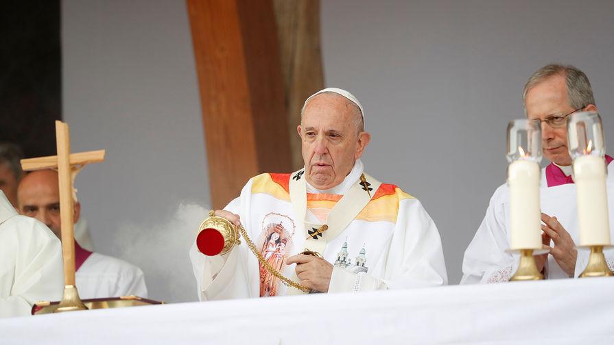 Папа Римский создал экзархат для украинских католиков в Италии