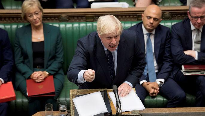 Brexit проваливается: Джонсон угрожает депутатам
