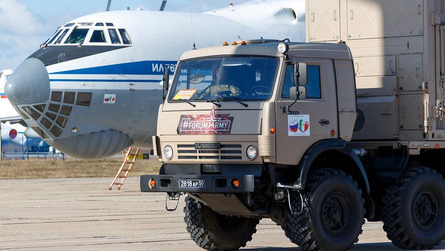 Как дома: Захарова об отношении итальянцев к российским военным
