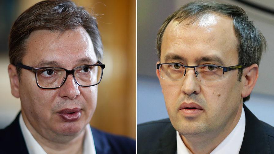 «Трудный диалог»: о чем говорили лидеры Косово и Сербии