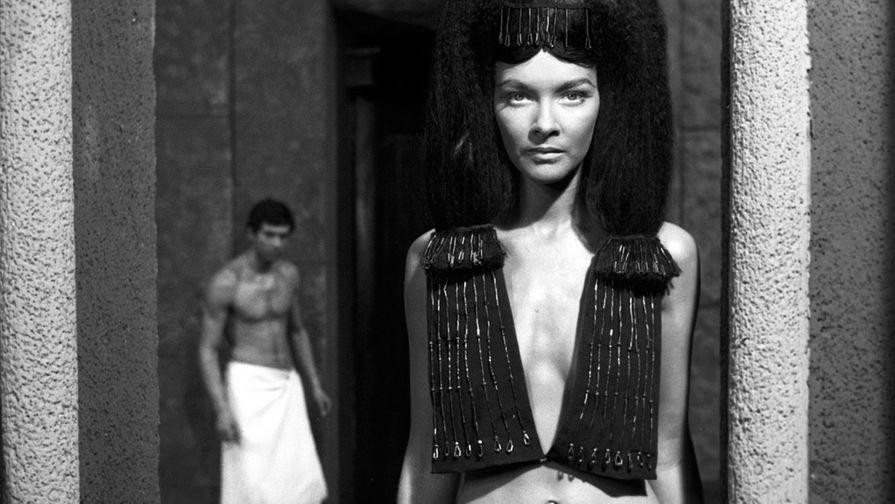 Барбара Брыльска в исторической драме «Фараон» (1966)