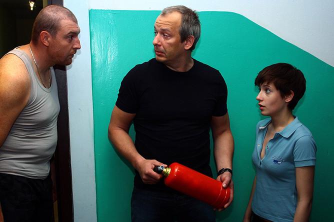 Дмитрий Марьянов в фильме «Взрослая дочь, или Тест на...» (2010)