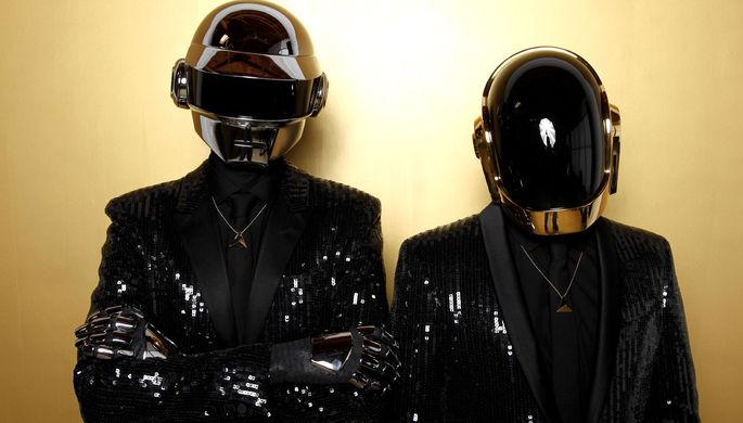 Группа Daft Punk