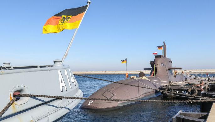 Скандал в Германии: русские проникли в немецкий подводный флот