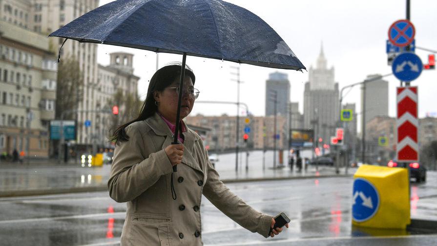 Росгидромет рассказал о погоде в Москве на майских праздниках