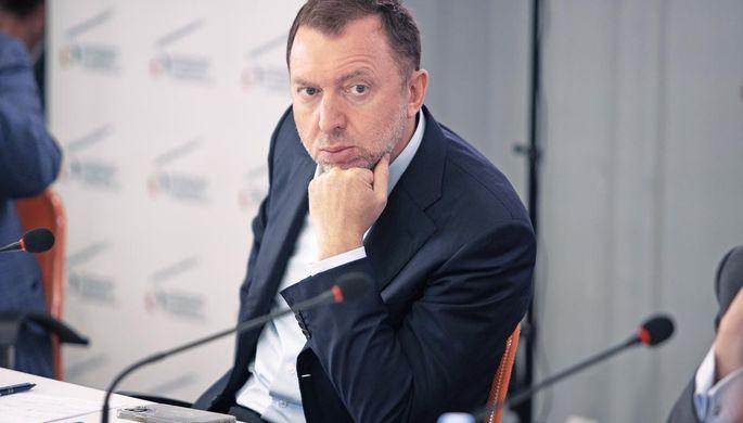Олег Дерипаска атаковал ЦБ с новых позиций