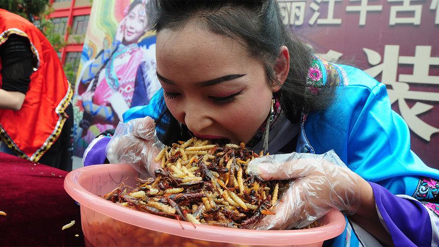 что едят в китае фото комментариях можете