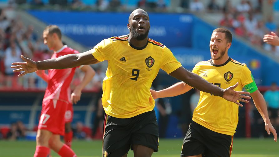 Лукаку признан лучшим игроком матча Бельгия - Россия