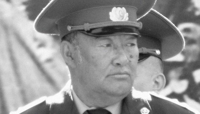 Скончался Черный майор Борис Керимбаев