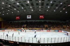 Злопооучная арена в Киеве, из-за которой «Будивельник» не смог попасть в КХЛ