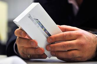 В России стартовали продажи iPhone 5