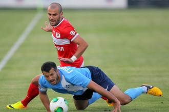 Юра Мовсисян начал сезон с реализованными пенальти