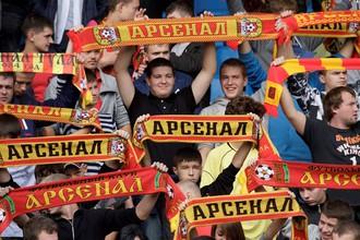 Тульские болельщики в восторге от игры команды Аленичева