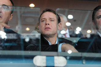 Павел Буре будет развивать хоккей в Краснодарском крае