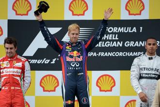 Призеры Гран-при Бельгии будут основными фаворитами гонки в Италии