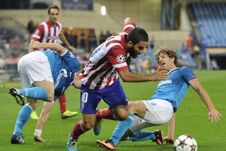«Зенит» снова начал групповой турнир Лиги чемпионов с поражения