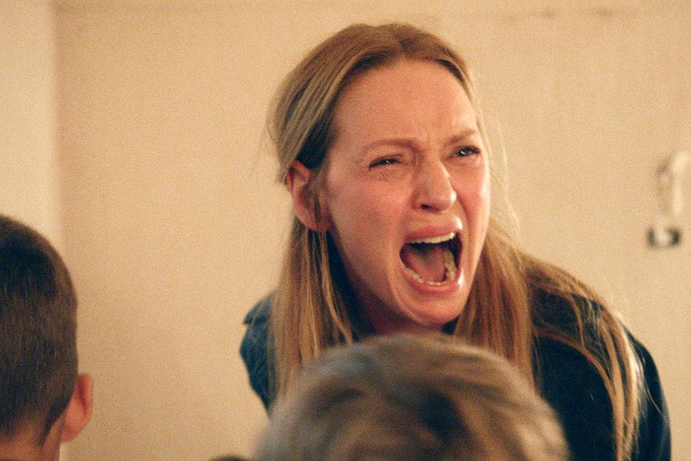 Кадр из фильма «Нимфоманка. Часть 1»