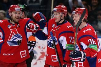 Хоккеисты «Локомотива» довольны: они застолбили за собой место в плей-офф КХЛ