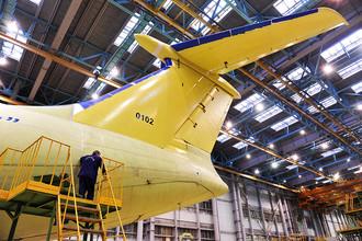 Россия и Китай создадут широкофюзеляжный самолет